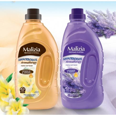 Balsam de rufe Malizia aromatherapy vanilia, parfum floral, 2 L