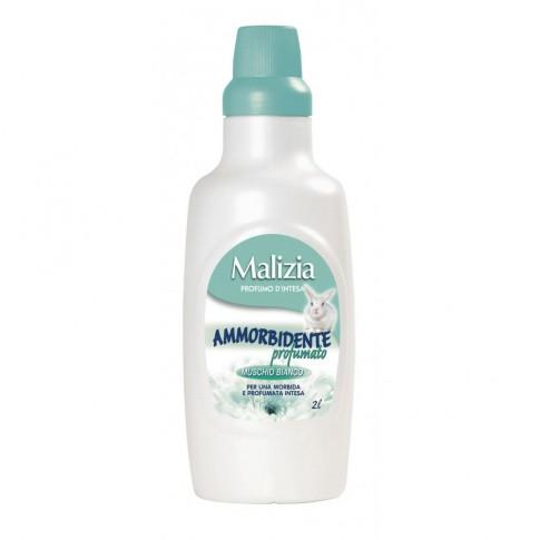 Balsam de rufe Malizia muschio bianco, parfum floral, 2 L