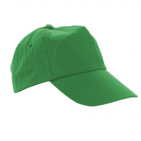 Sapca baseball ES35, verde, bumbac