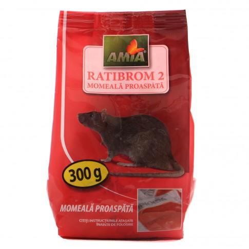 Momeala combatere soareci Amia Ratibrom 2, 300 g