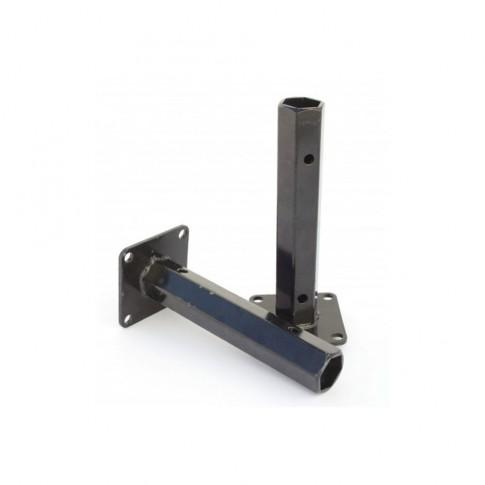 Manicoti metalici pentru motocultor Loncin LC90/1350D (1 bucata = 1 set 2 manicoti)