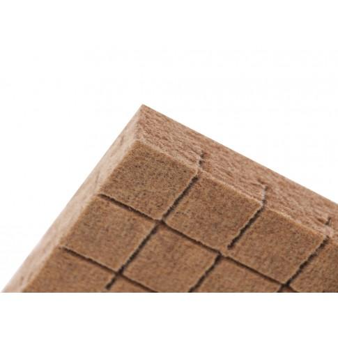 Tablete pentru aprins focul Verdefuoco, lemn reciclat, 40 buc