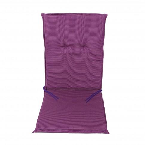 Perna pentru scaun, diverse culori, bumbac + in, 106 x 48 x 4 cm