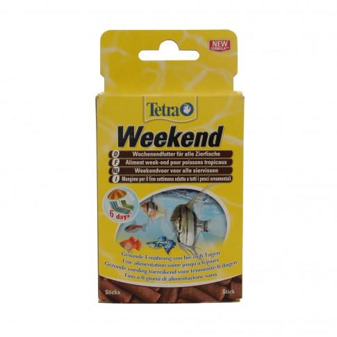 Hrana pesti Tetra Weekend, 20 sticks, pentru 6 zile