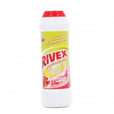 Detergent praf de curatat Rivex, aroma florala, 500 g