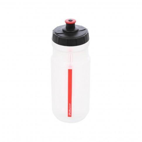 Bidon apa pentru bicicleta Polisport, plastic, cu scara gradata, 550 ml