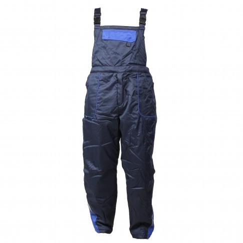 Costum de protectie Kastor, vatuit, albastru, L