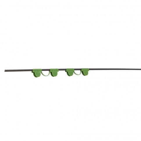Bete suport pentru folie solar Versay FRP-6-180, fibra de sticla, 180 cm x 6 mm, set 5 buc + conectori