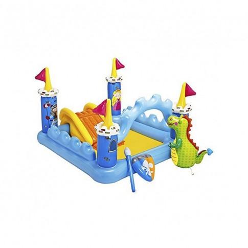 Centru de joaca, gonflabil, Castle Intex 57138NP
