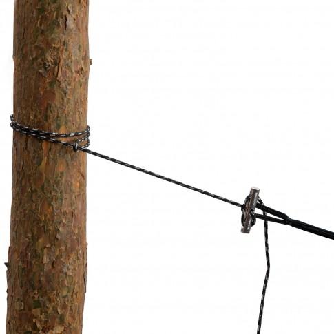 Sfoara pentru hamac + pin prindere, set 2 buc, 250 cm