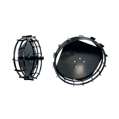 Roti metalice pentru motocultor O-Mac 1350 (1 bucata = 1 set 2 roti)