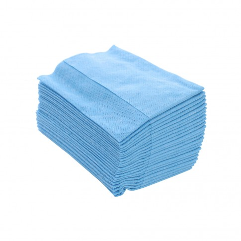 Laveta uz general Bewifood, albastru, 25 buc / set, 45 x 50 cm