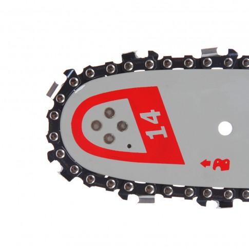 Sina de ghidaj + lant pentru drujba / motofierastrau Prorun /O-mac, 35 cm, 26D, 3/8, 1.3 mm