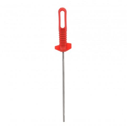 Pila pentru ascutire lant, Prorun, cu maner plastic, 4.8 mm, set 2 bucati