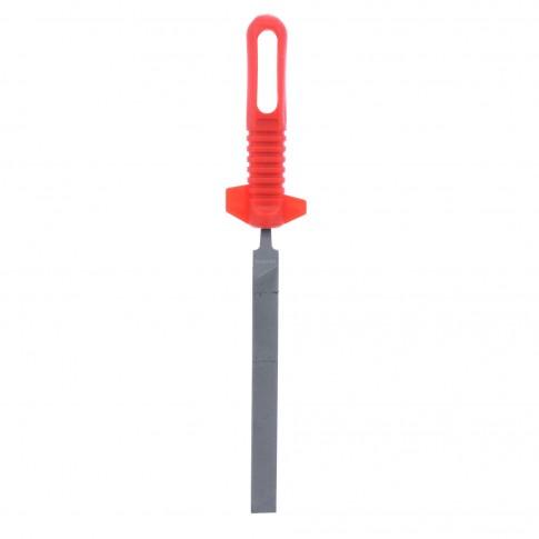 Pila pentru ascutire lant, Prorun, cu maner plastic, 5.5 mm, set 2 bucati