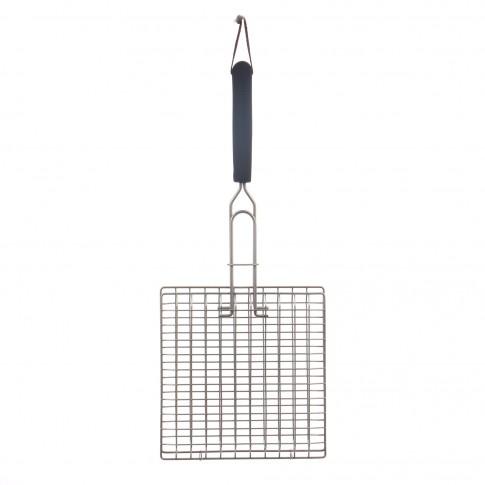 Gratar simplu Grunman KY3769, metal, 28 x 28 cm
