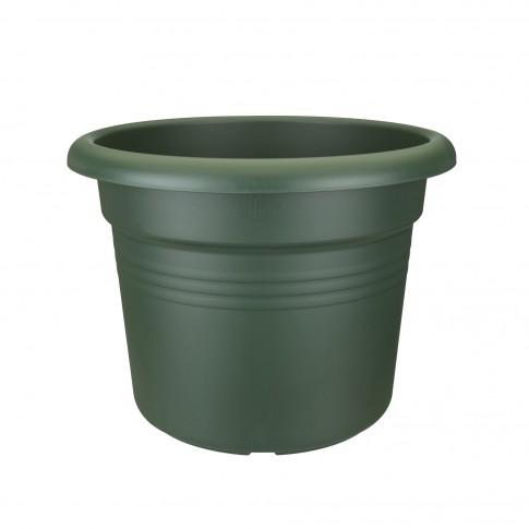 Ghiveci din plastic Green Basic, verde D 64 cm