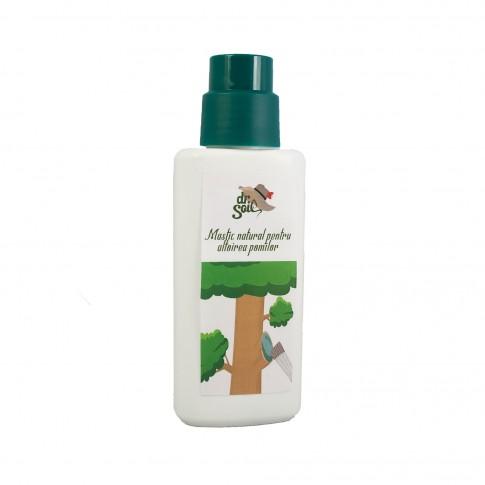 Mastic natural pentru pentru sigilarea ranilor pomilor Dr soil, 300 ml