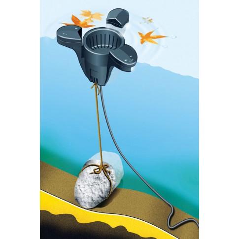 Set curatare apa piscina, skimmer + pompa, 2800 l apa/h