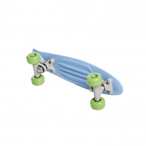 Skateboard Snap, plastic, diverse culori, 43 x 11 cm