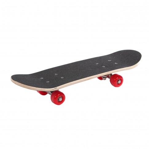 Skateboard Dragon, lemn, negru, 56 x 15 cm