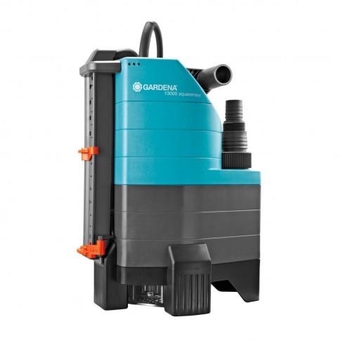 Pompa electrica Gardena Comfort Aquasensor, pentru apa murdara, 680 W