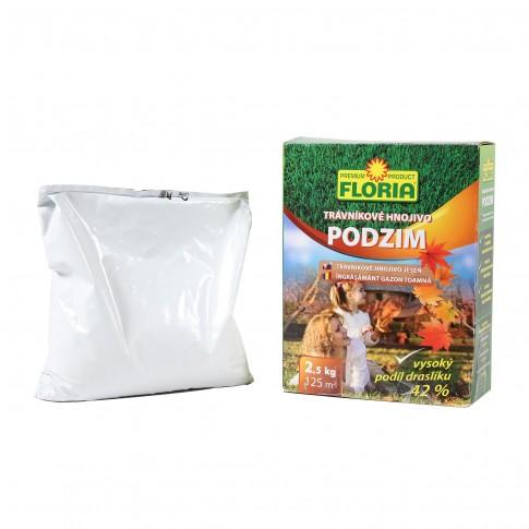 Ingrasamant gazon, pentru toamna, Floria, granule, 2.5 kg