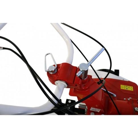 Motocultor pe benzina, Prorun PT-1000A 8CP, 3 viteze + accesorii