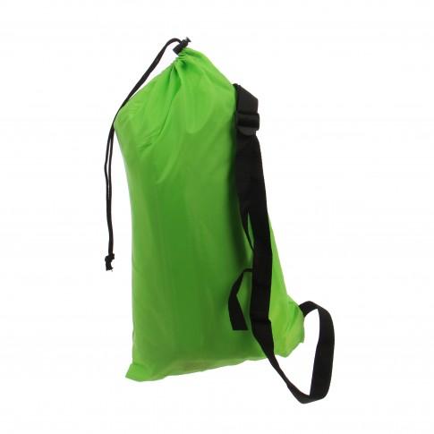 Saltea gonflabila GTB-061, pentru camping, 1 persoana, 260 x 70 cm