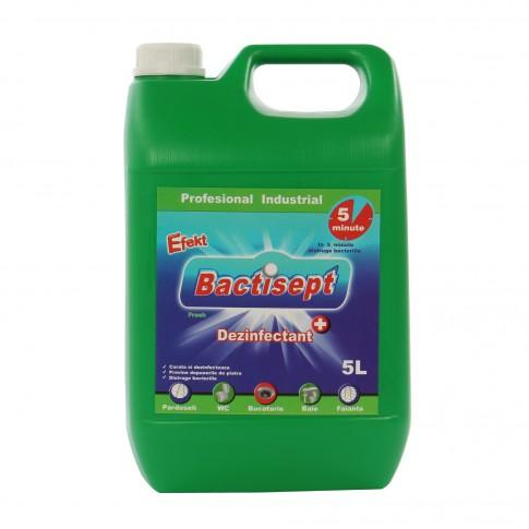 Dezinfectant Efekt Bactisept Fresh, 5L