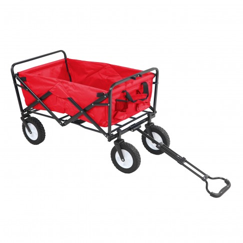 Carucior pliabil pentru transport CM-1600, 89 x 48 x 59 cm