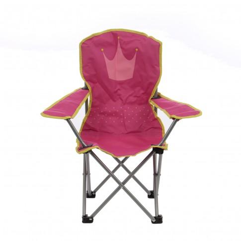 Scaun camping, pliant, D10019F, pentru copii, 33 x 33 x 60 cm + husa