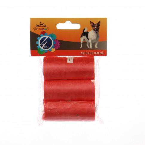 Punga igienica 4Dog, pentru caini, set 3 buc