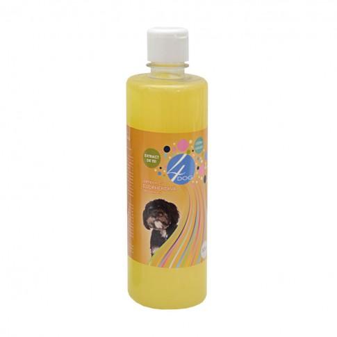 Sampon pentru caini, 4 Dog, cu clorhexidina, 500 ml