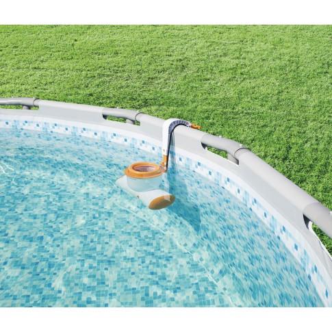 Skimmer piscina, de suprafata, Bestway Flowclear 58469