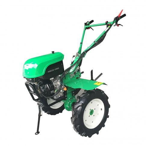 Motocultor pe benzina, Verdina 1G-105G, 8 CP, 3 viteze + accesorii