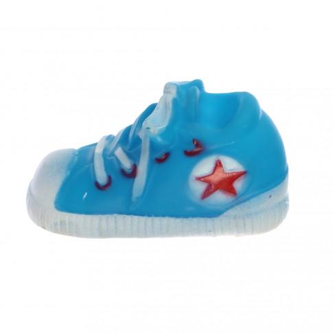 Jucarie pentru caini 4Dog, pantof, vinil, 10 cm