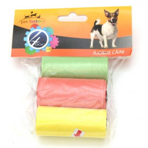 Suport pungi igienice, pentru caini, 4 Dog