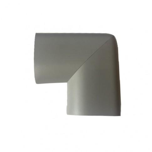 Coltar protector din spuma de cauciuc AC 21, gri deschis, grosime 18 mm