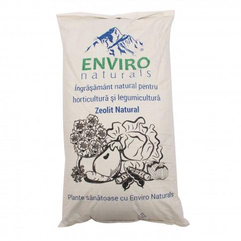 Ingrasamant universal Enviro naturals, zeolit, 100% natural, 25 kg
