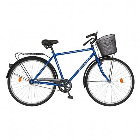 Bicicleta barbati City, Rich R2891A, 28 inch, albastru