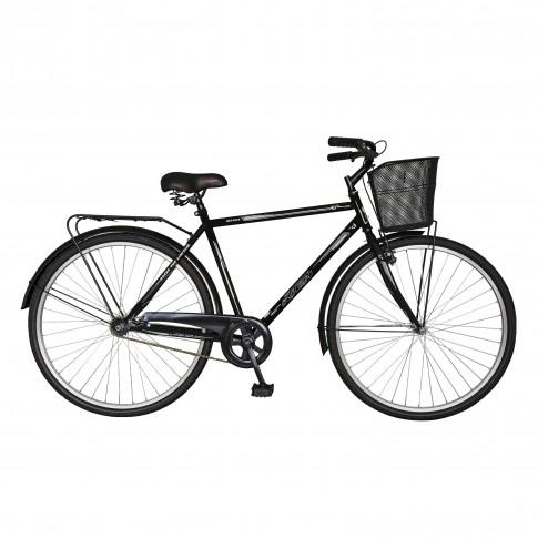 Bicicleta barbati City, Rich R2891A, 28 inch, negru
