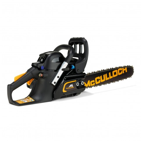 Drujba / motofierastrau pe benzina McCulloch CS 35, lungime sina 35 cm, 1.8 CP,  1.4 kW, 4.6 kg