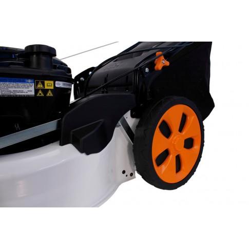Masina tuns iarba, pe benzina O-Mac MP1 554 WSQ-B, cu autopropulsie, 5.5 CP, 4.05 kW