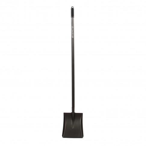 Lopata dreapta Lumytools LT35844, cu coada metalica, 148 cm