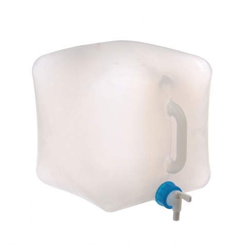 Rezervor apa, cu robinet, LDPE, 10L