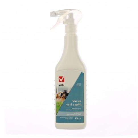 Spray repelent caini / pisici Vai Via, 750 ml