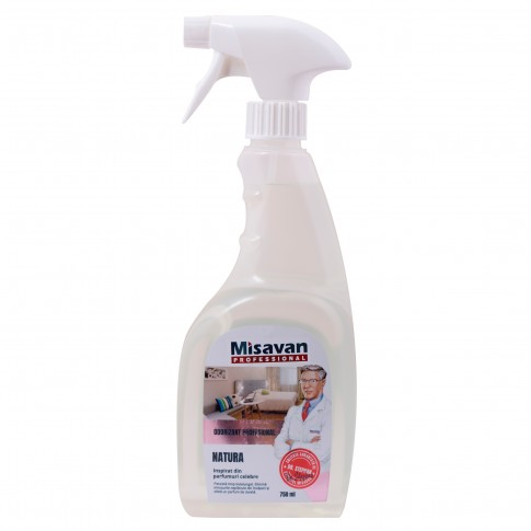 Odorizant camera profesional, Dr. Stephan Natura, spray, 750 ml