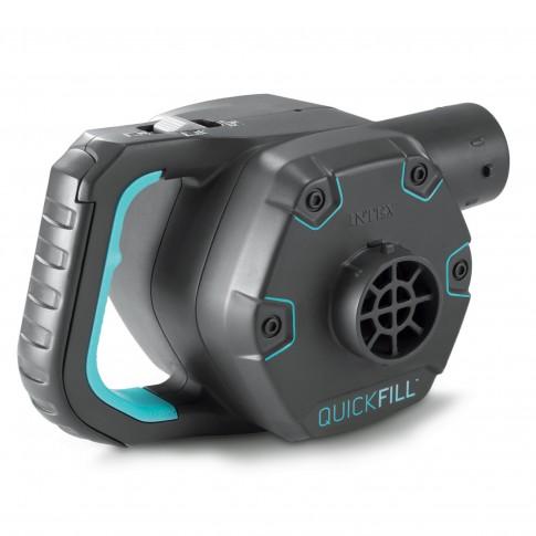 Pompa aer pentru produse gonflabile, Intex 66644, 220 - 240 V + 3 adaptoare