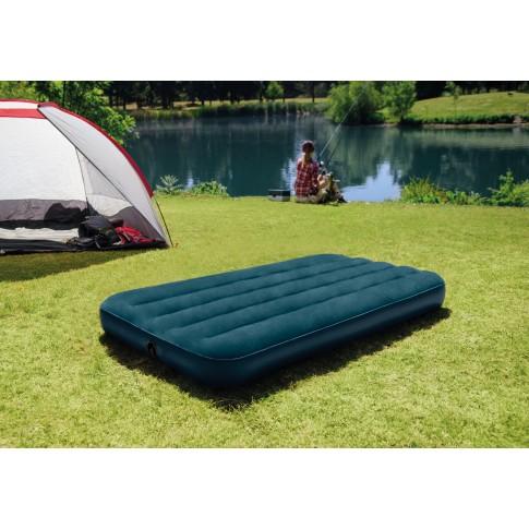 Saltea gonflabila Intex 64731, pentru camping, 1 persoana, 191 x 76 x 25 cm